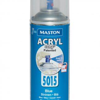 Акрилна боя на спрей- синьо