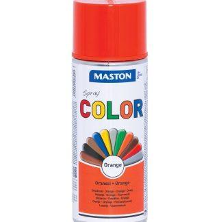 Синтетична боя на спрей-оранжево