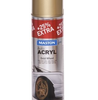 AutoAcryl-златист спрей